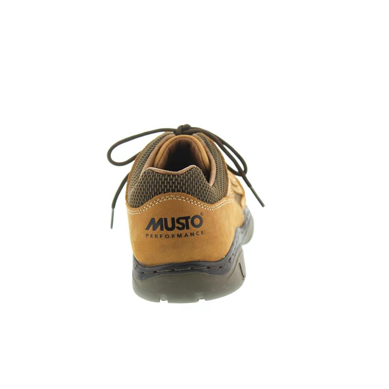 Musto Performance Deck Deck Shoe, Brown 0470