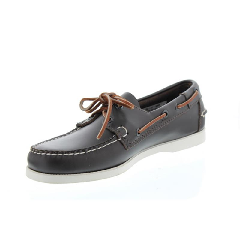 Sebago Docksides, Wine Leather, B72753 Men