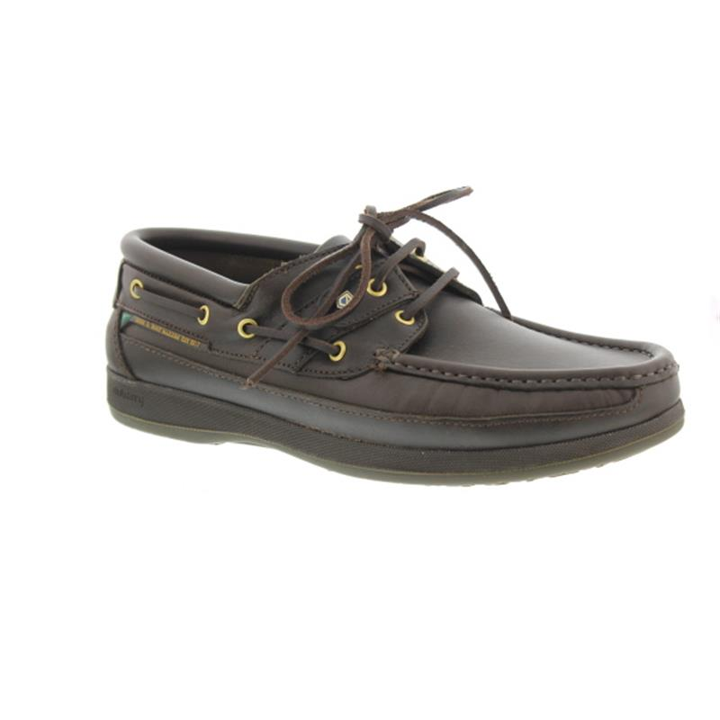 Dubarry Atlantic, Teak, Glattleder 3968-47