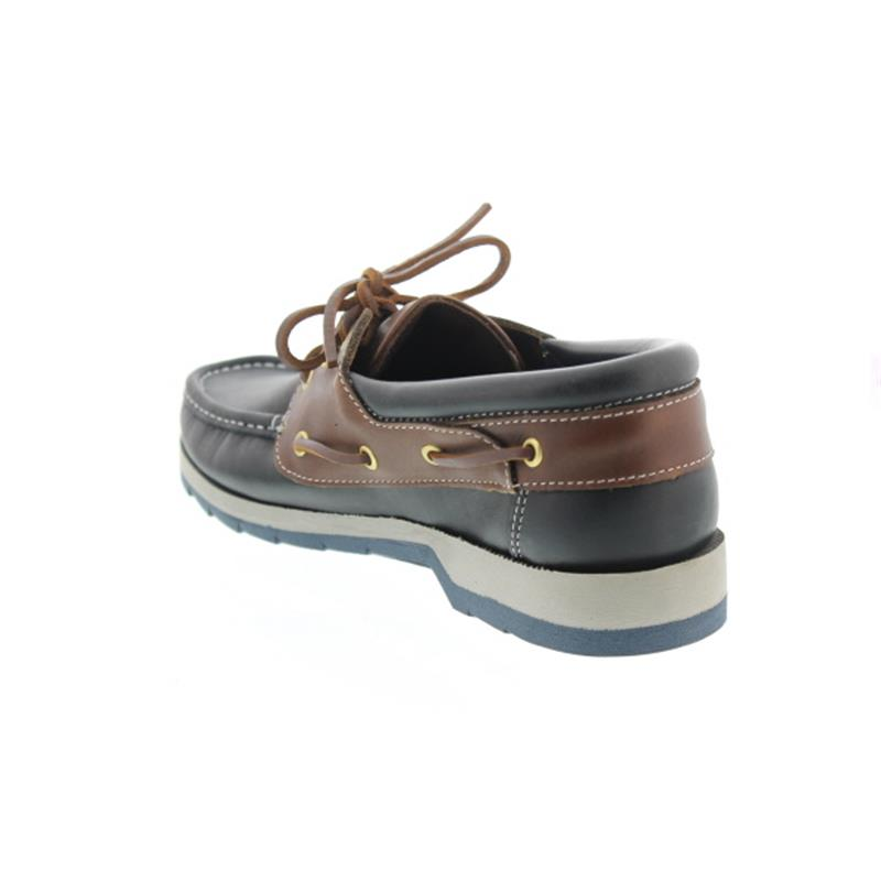 Dubarry Commander, Navy/Brown, Glattleder 3821-32