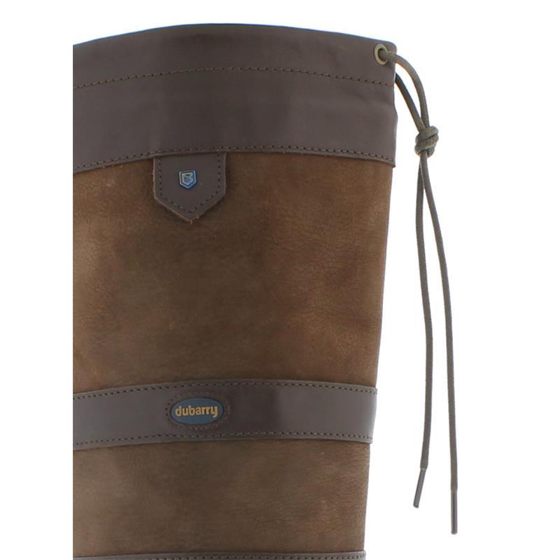 Dubarry Galway, Dry Fast - Dry Soft Leder, Walnut, Gore-Tex Ausstattung 3885-52