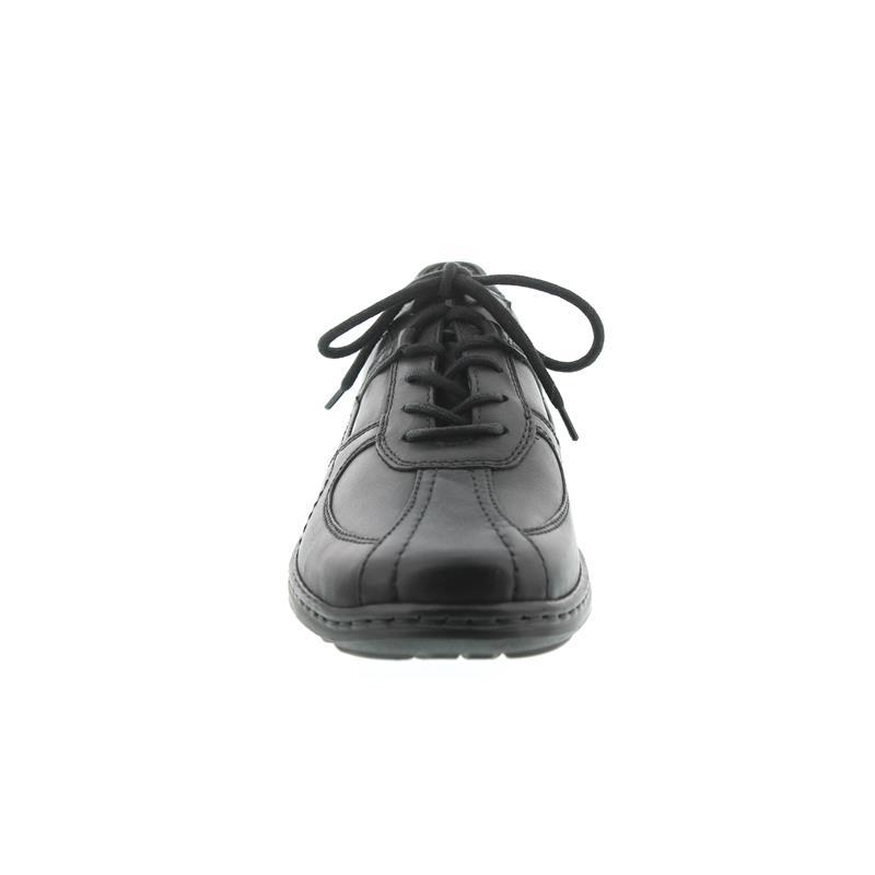 Waldläufer Herwig, Palmer (Glattleder), schwarz, Weite H 478002-174-001
