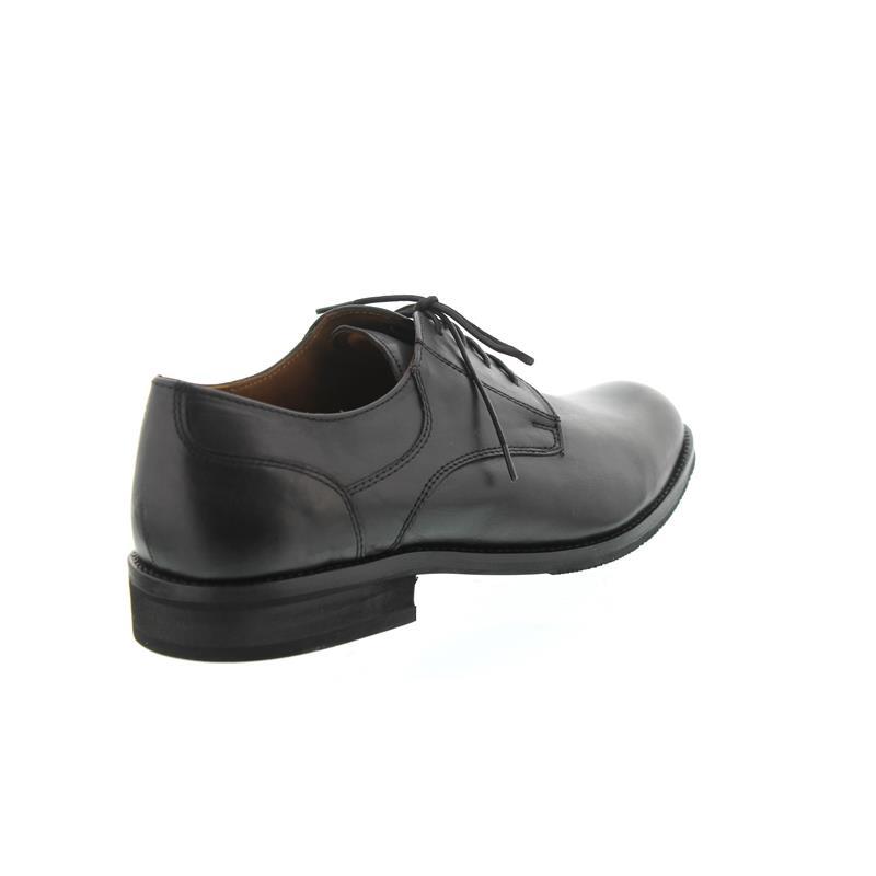 Manz Nizza Ago H, Glove-Calf Leder, Gummisohle schwarz, Weite H, 136021-03-001