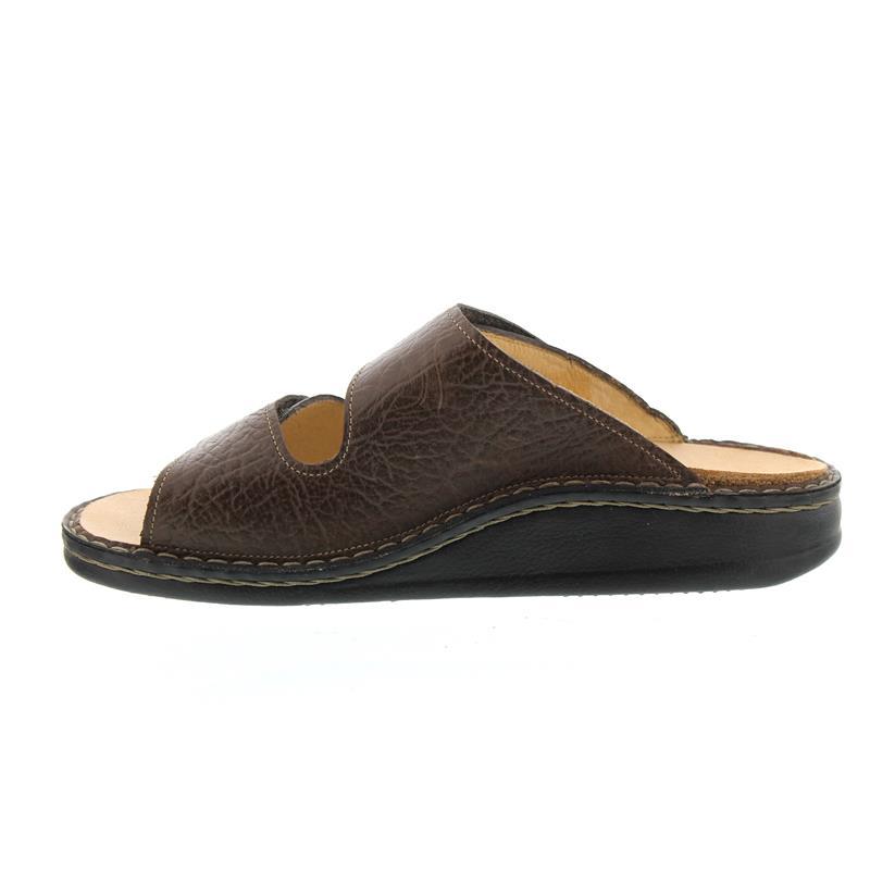 Finn Comfort Riad, Pantolette, Glattleder, braun 1505-368024