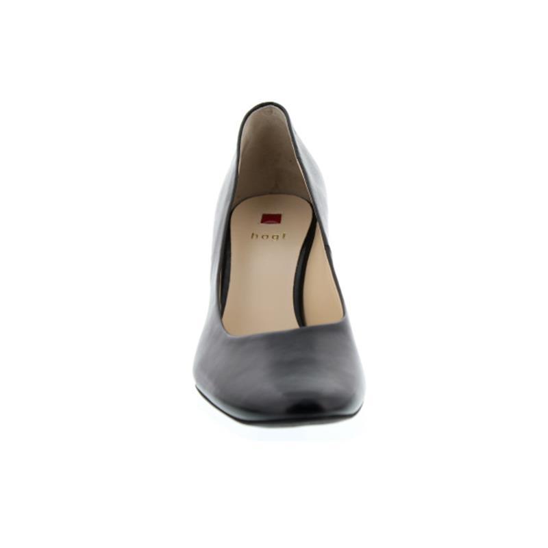 Högl Pumps, Babykid-Leder black, 125000-0100