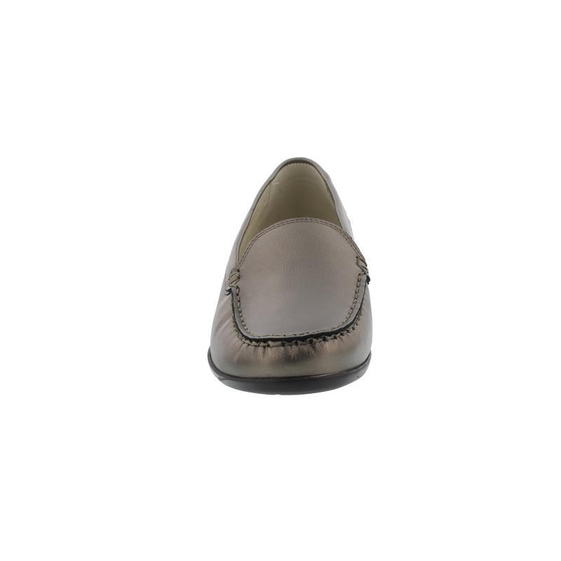 Waldläufer Hina, Mokassin, Marakesch (Metallicleder), bronce, Weite H 437502-125-212