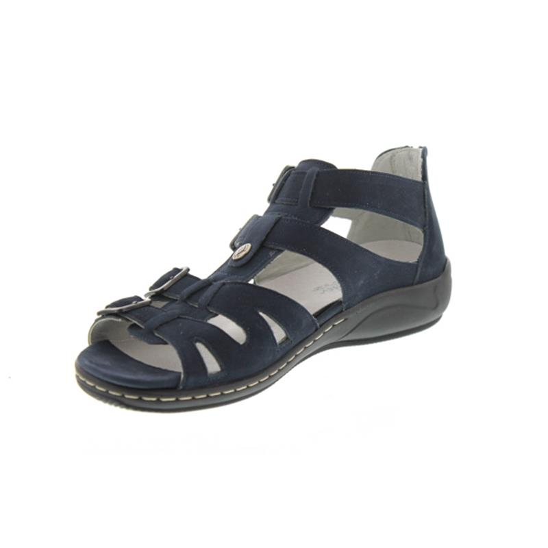 Sandale Schuh Blau Hilena Waldläufer Vormbrock w5yq8xPXW1