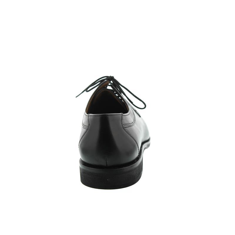Manz Coll, Soft-Calf, schwarz, Gummisohle, Weite G 134038-02-001