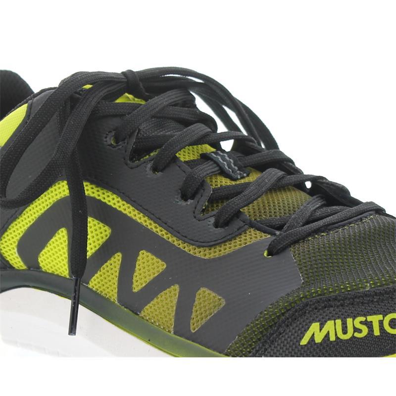 Musto Clarks 08200830 BLL Tri Lite, Black Lime