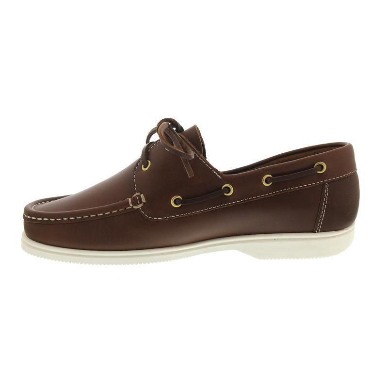 Dubarry Admirals, Brown, Dry Fast - Dry Soft Leder, (Glattleder) 3331-02