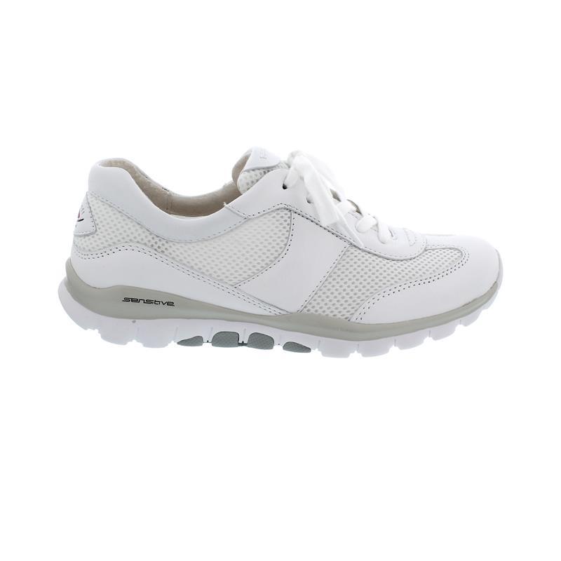 Rollingsoft Schnür-Sneaker, Mesh / Cervo, weiss 66.966.50