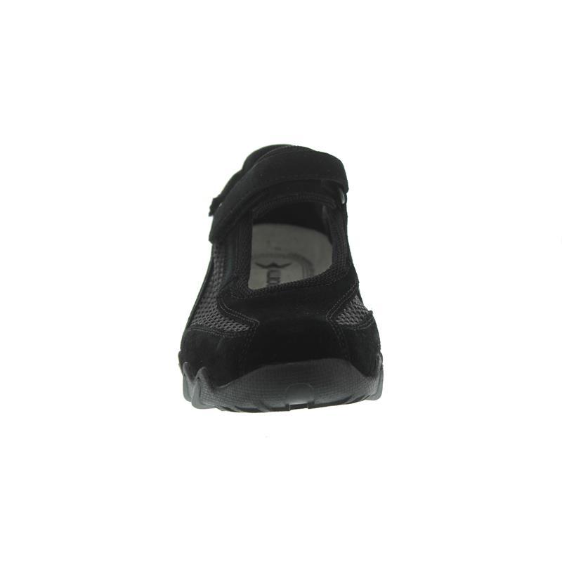 Allrounder Niro, C. Suede N 84 / Open Mesh 84, Black / Black N819