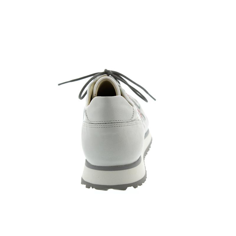 Wolky E-Walk, Sneaker, White, Leola leather / Stretch 5800-710