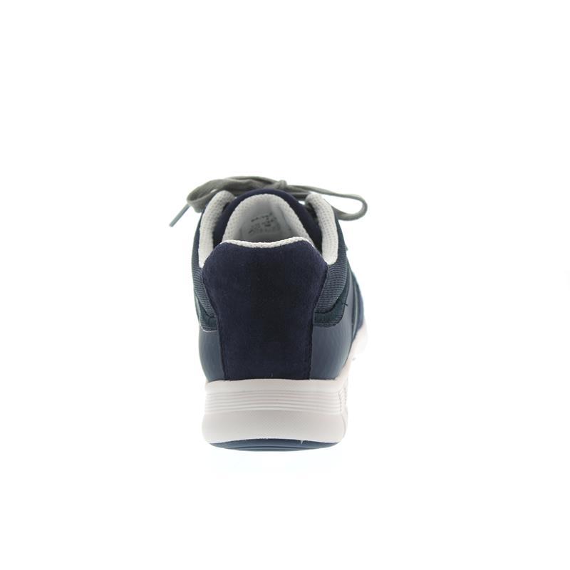 Gabor Sport, Mesh/Samtchevreau, nightblue/blue/silber Best Fitting, Dynamic-Technology 64.352.46