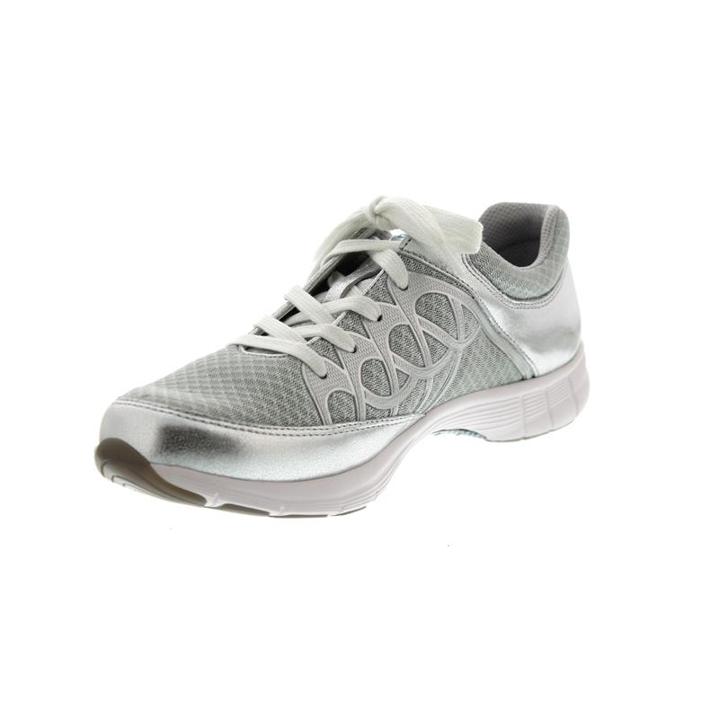 Gabor Sport, Mesh/Eclisse, gray/ice/silber, Best Fitting, Dynamic-Technology 64.350.43