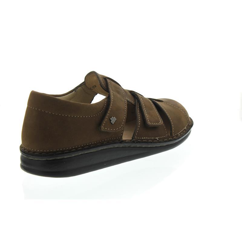 Finn Comfort Athos, Cherokee (Nubukleder), Wood (mittelbraun) 1034-260233