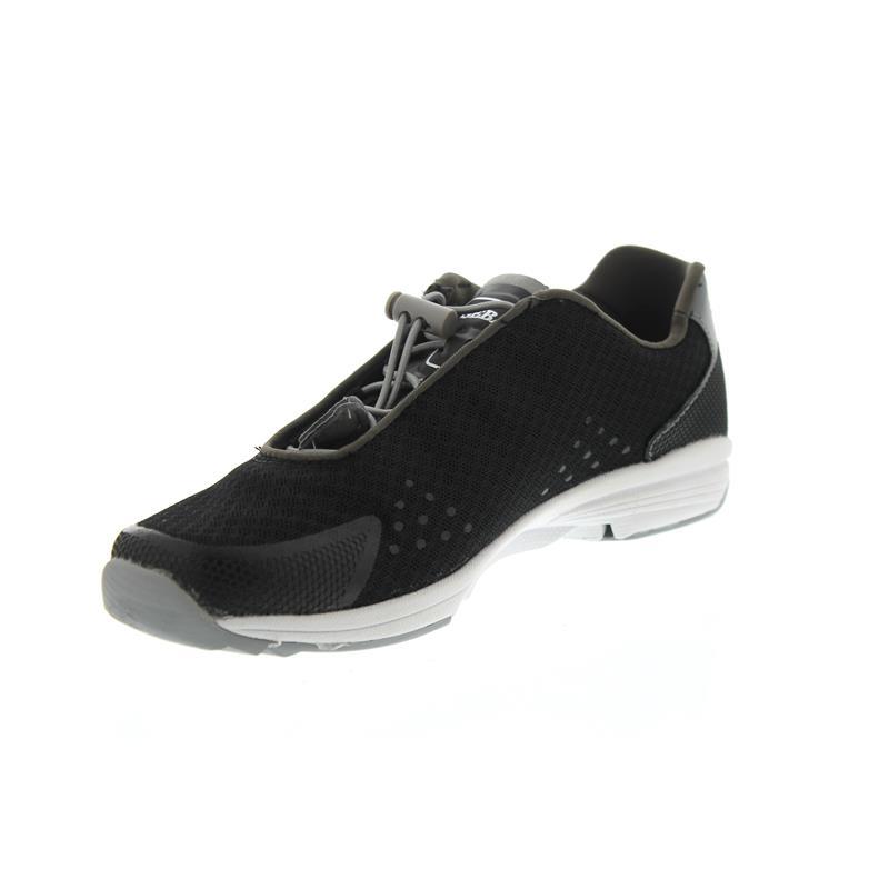 Sebago Cyphon Sea Sport, Black / Grey Textile B510294 Women, Größe 40