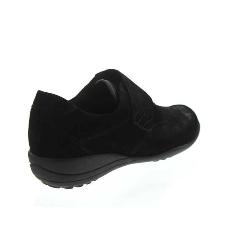 Fußbett Leder K01304 Halbschuhe Damen Waldläufer