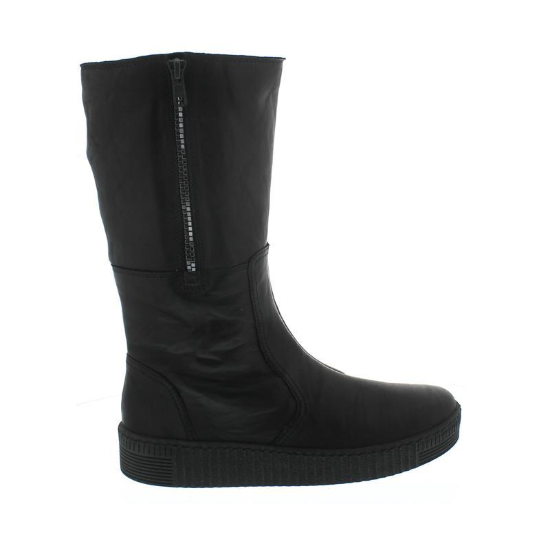 buy popular 8b92a f251c Gabor Stiefel, Tucson (Glattleder), Warmfutter, schwarz, Schaftweite  M-Vario, Wechselfußbett 73.733.