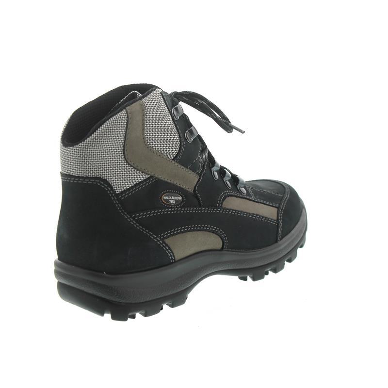 Waldläufer Holly Bootie, Waldläufer-Tex, Nubukleder/Torrix, notte (blau)/pietra, Weite H 471900-911-307
