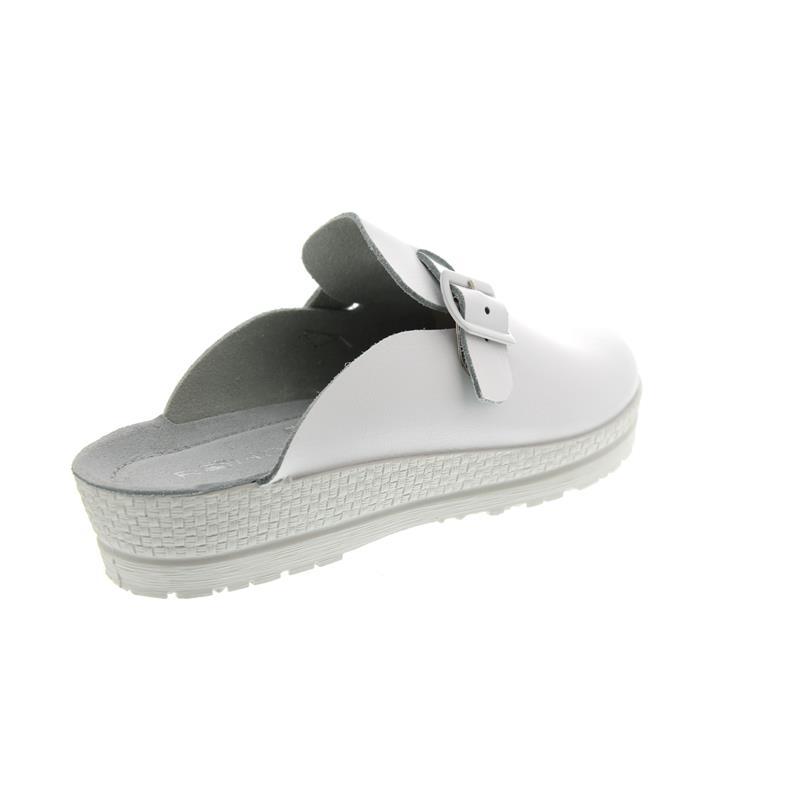 Rohde Neustadt D 1447-00 Schuhe Damen Pantoletten Clogs Weite G