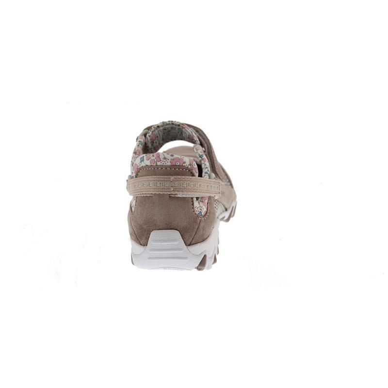 Allrounder Niro, Klettverschluss, C. Suede 81/Open Mesh 12, Cream / Cool Grey N819