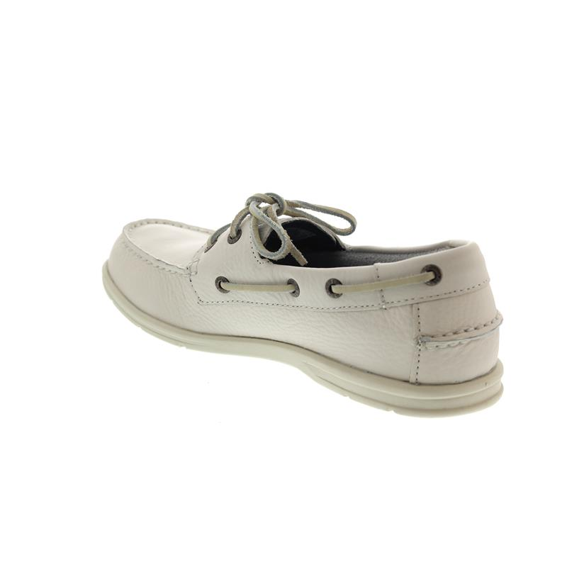 LITESIDES TWO EYE TUMBLED - Bootsschuh - white
