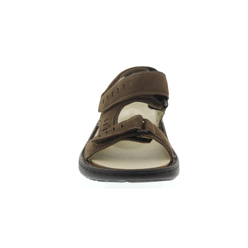 Waldläufer Hanson, Denver (Nubukleder) Moose, schiefer schwarz, Weite H 924801 201 990