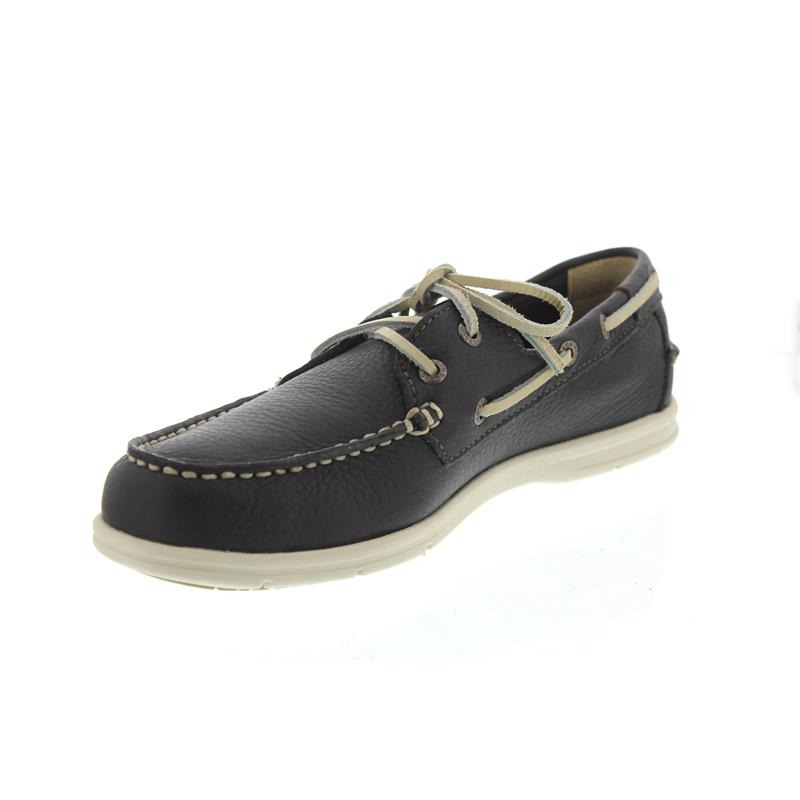 Litesides Two Eye, Full Grain Leather, Dark Grey 7000070-917 Man, Größe 45 Sebago