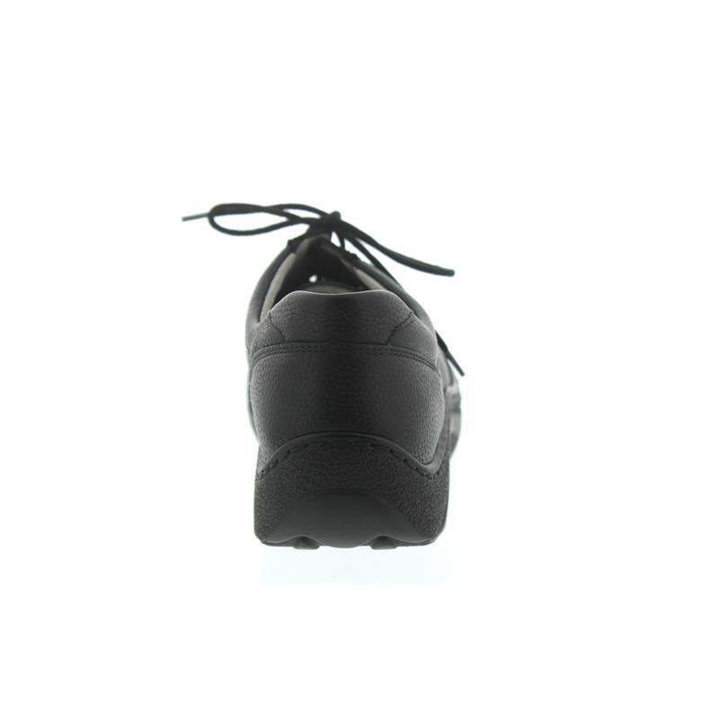 Waldläufer Helli, Dynamic-Sohle, Pigalle (Glattleder), schwarz, Weite H 502006-172-001
