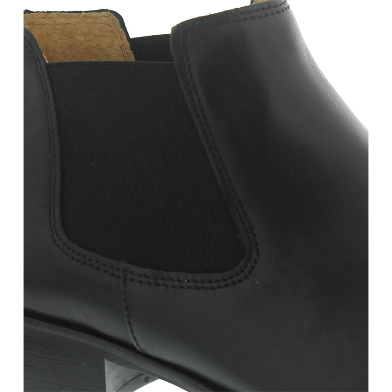 Gabor Chelsea Boot, Foulardcalf (Glattleder), schwarz, Lederfutter 91.640.27