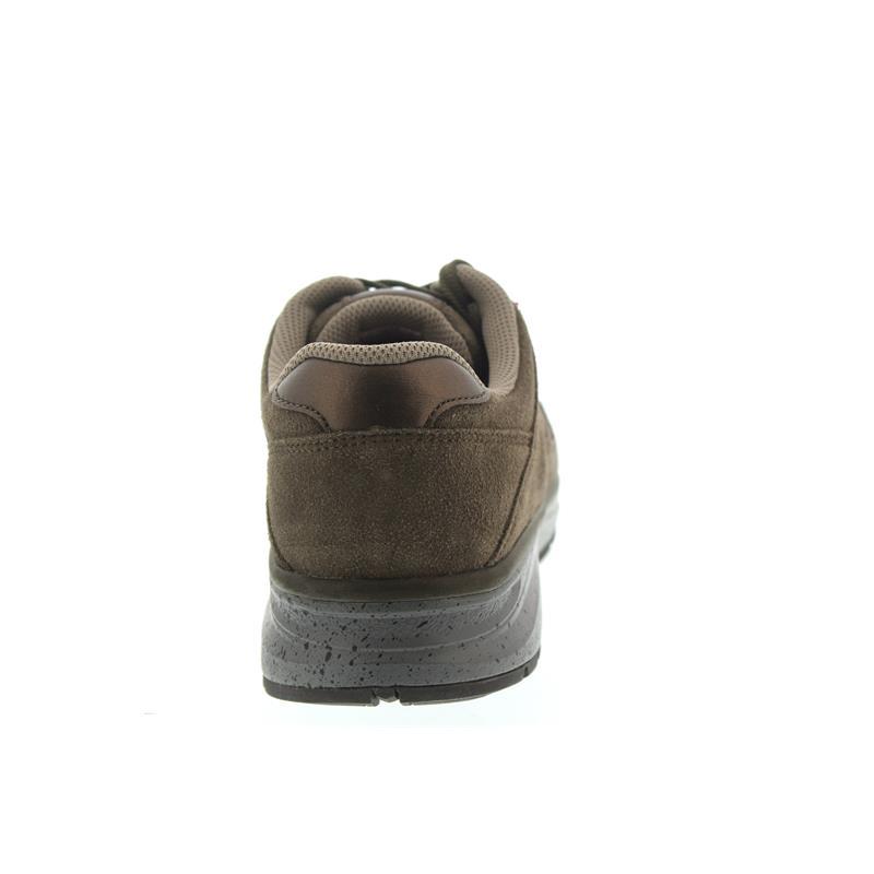 Joya Tina Chocolate Chip (braun) Velour Leather / Textile , Air-Sohle 749spo