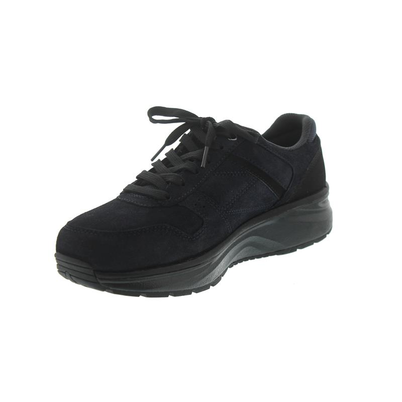 Joya Tony Navy, Velour Leather / Textile, Air-Sohle 128spo