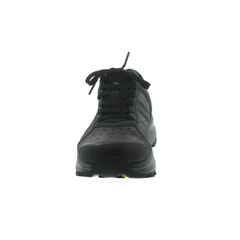 Joya Innsbruck Low PTX Black, Prooftex, Emotion-Sohle, Full Grain Leather / Nubuck Leather 124out