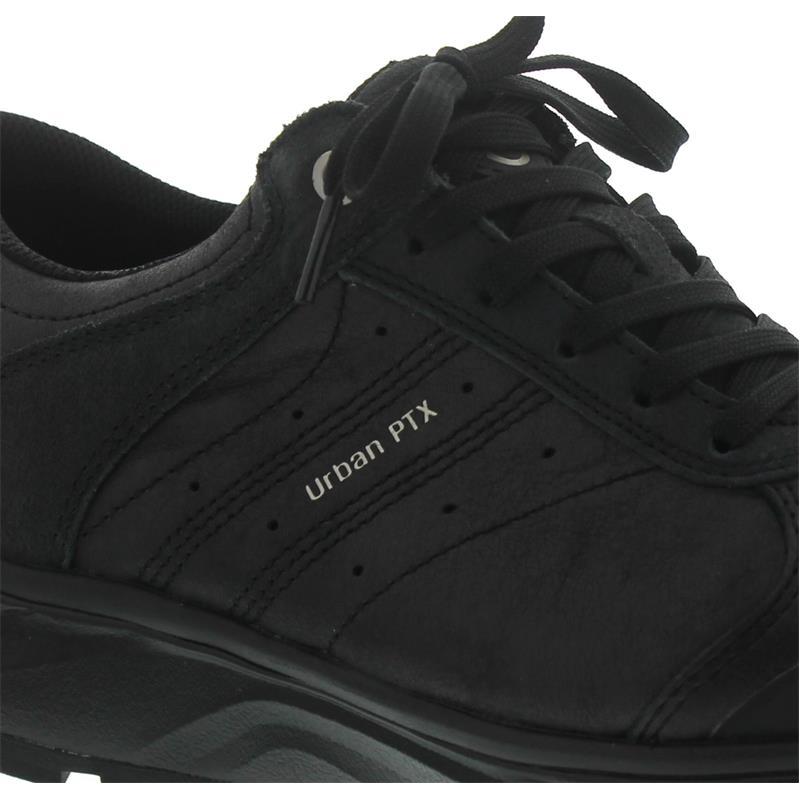 Joya Innsbruck Low PTX Black, Prooftex, Emotion-Sohle, Full Grain Leather / Nubuck Leather 124out