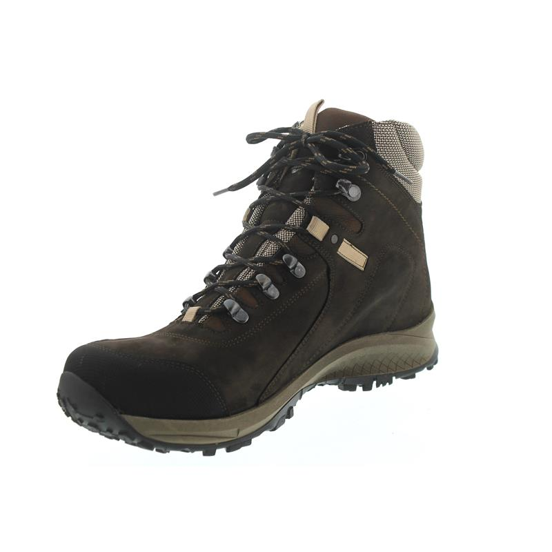 Waldläufer Outdoor, Waldläufer-Tex, Gummikappe / Nubukled., schwarz / braun, Weite H 335972-401-709