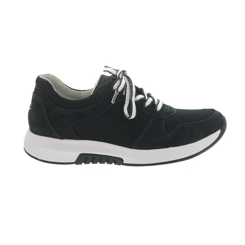 sale retailer new high quality outlet boutique Rollingsoft Sneaker, Mesh / Nubuk, nightblue, Wechselfußbett 26.946.46