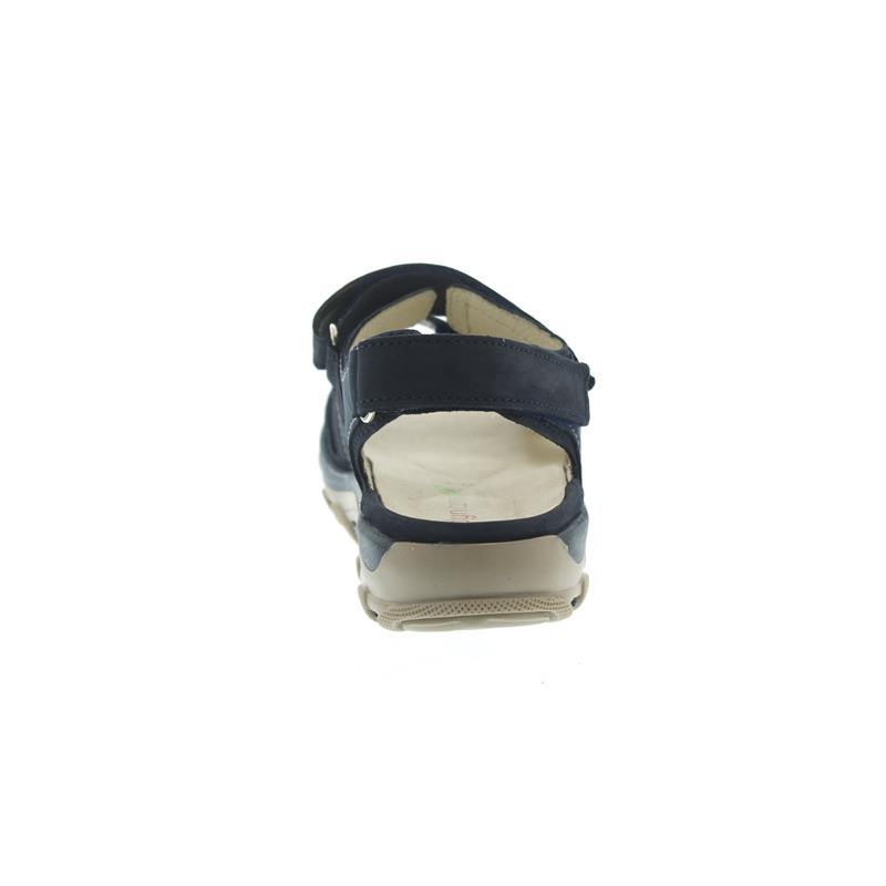 Waldläufer Hanni, Dynamic-Sohle, Denver (Nubukleder), marine / jeans, Weite H 448001-691-898