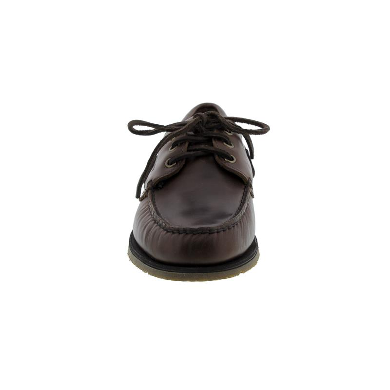 Sebago Foresider, Full-Grain Leather, Dark Brown, Men 7001S50-930