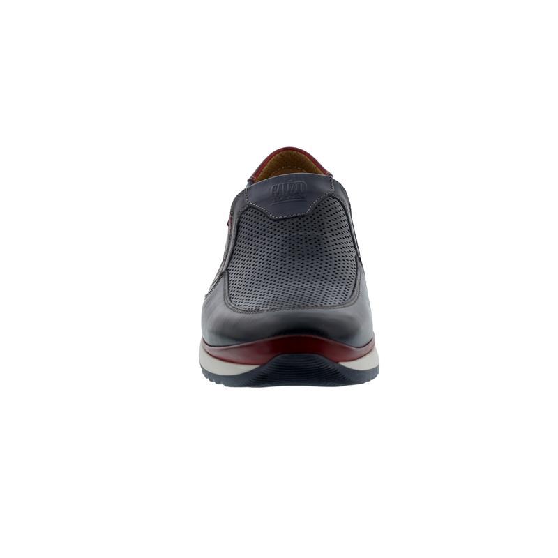 Galizio Torresi Sneaker, Foulard Blu / Blu, Wechselfußbett 440490