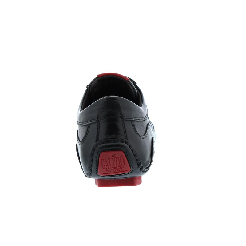 Galizio Torresi Limited Edition, Vitello (Glattleder), nero 441090