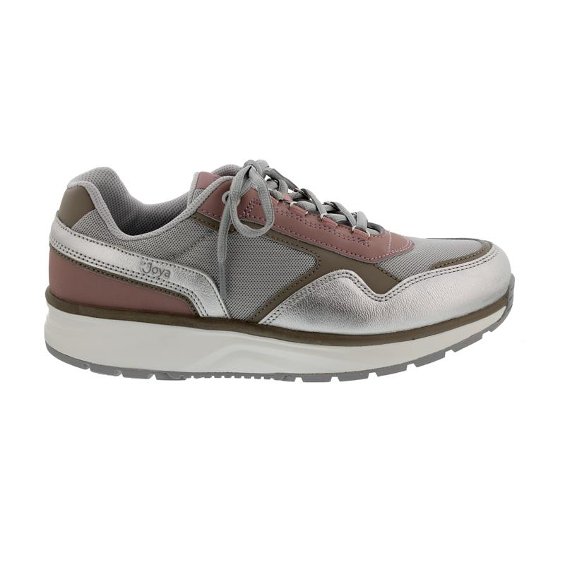 Joya Tina II Silver Pink, Full-Grain Leather / Leather / Textile, Air-Sohle, Kat. Emotion 788spo