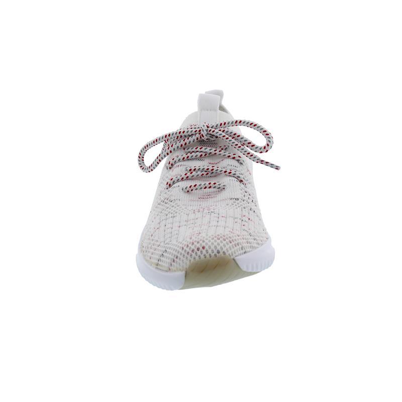 Rollingsoft Wave Knit HT, weiss / pastell, Wechselfußbett 26.980.13