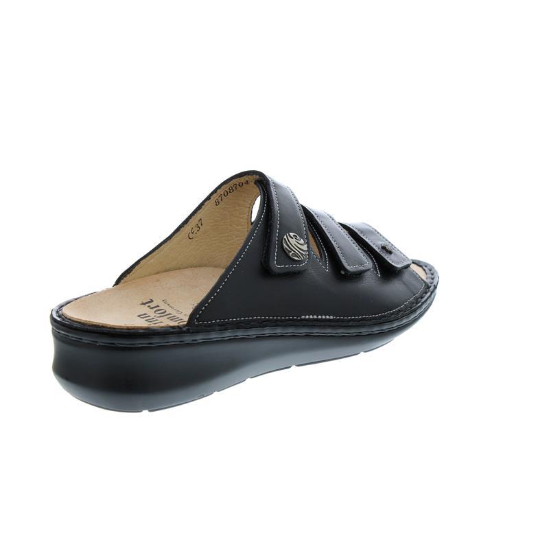 Finn Comfort Carcina, Finn-Plus (extraweit), Nappaseda (Glattleder), schwarz 3780-014099