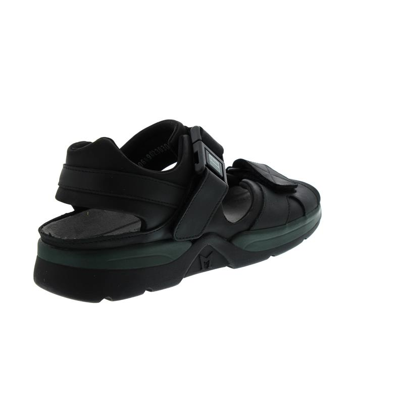 Mephisto Shark Fit, Sandale, Sandalcalf 5700, Black S579