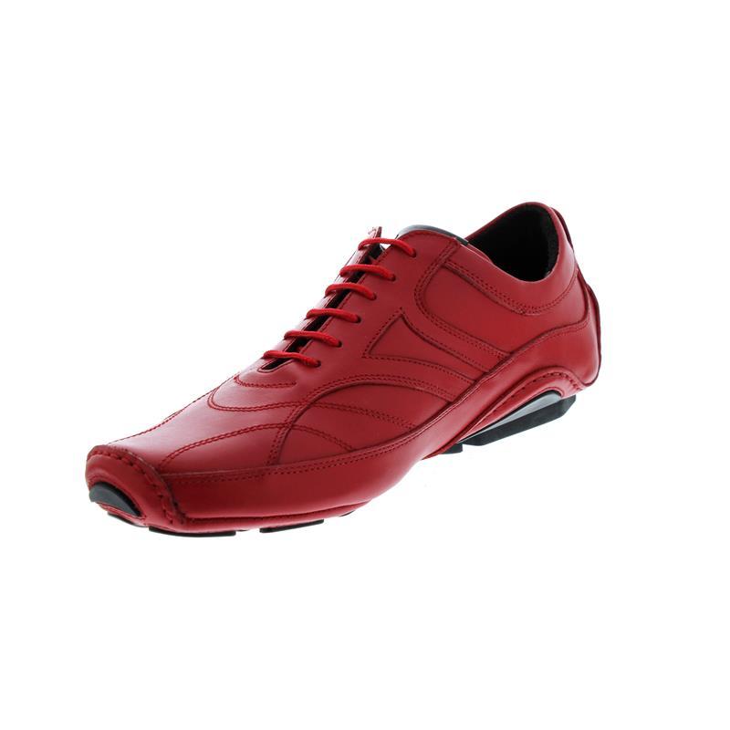 Galizio Torresi Limited Edition, Vitello (Glattleder), rosso 441090