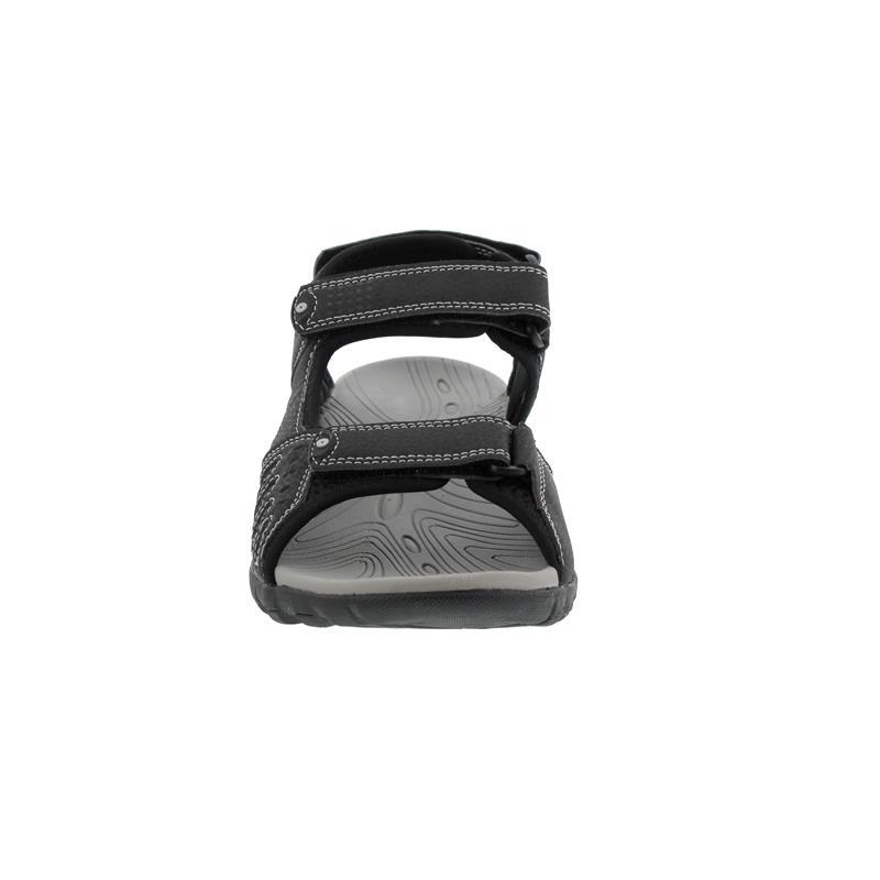 TBS Sealine, schnelltrocknend, Noir (schwarz), Klettverschluss, P8004