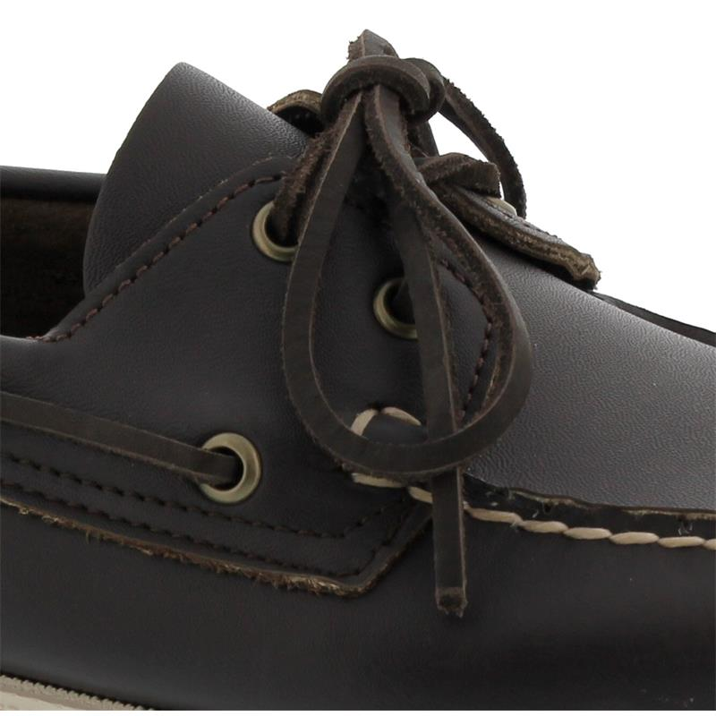 Sebago Docksides, Full-Grain Leather, dark brown, Men 7000H00-901