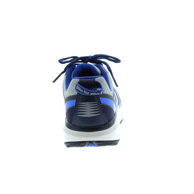 Joya ID Zack Blue, Textil / PU, Curve-Sohle, Kategorie Motion 142spo