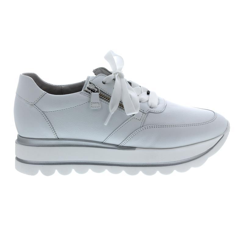 a259c6c4470b87 Gabor Sneaker 24.410.21 in weiss Las Vegas (Glattleder)